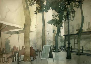 Paris - St Germain by yelou