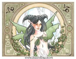 Capricorn by LiquidFaeStudios