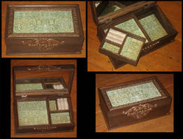 Jewelry Box by LiquidFaeStudios
