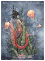 In Deeper Waters by LiquidFaeStudios