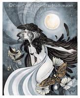 Blackbird by LiquidFaeStudios