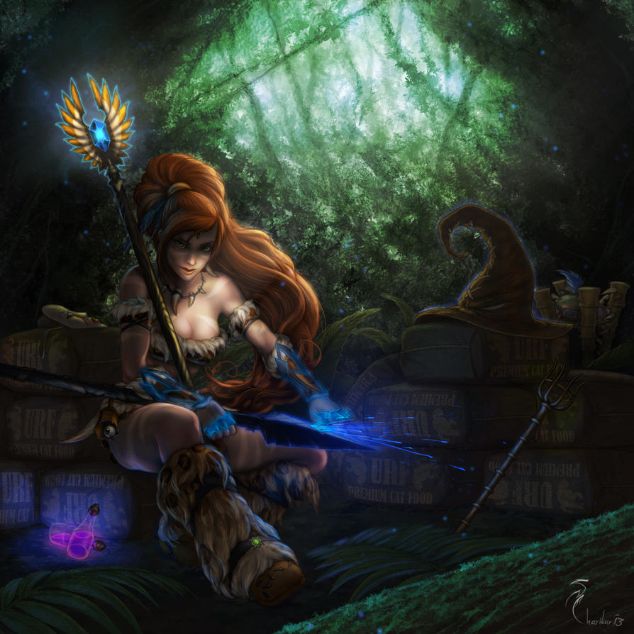 Hunting Season by LeoJr