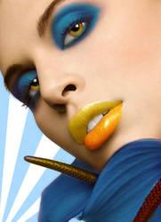Blue by uzblokuota