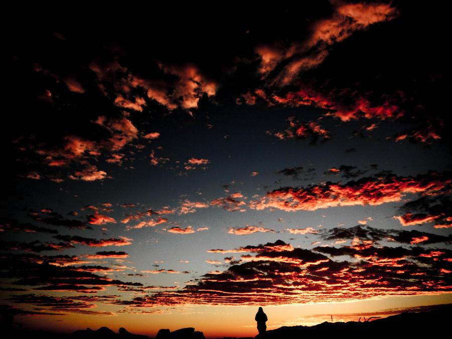 Las Animas Sunrise by Know-The-Ropes