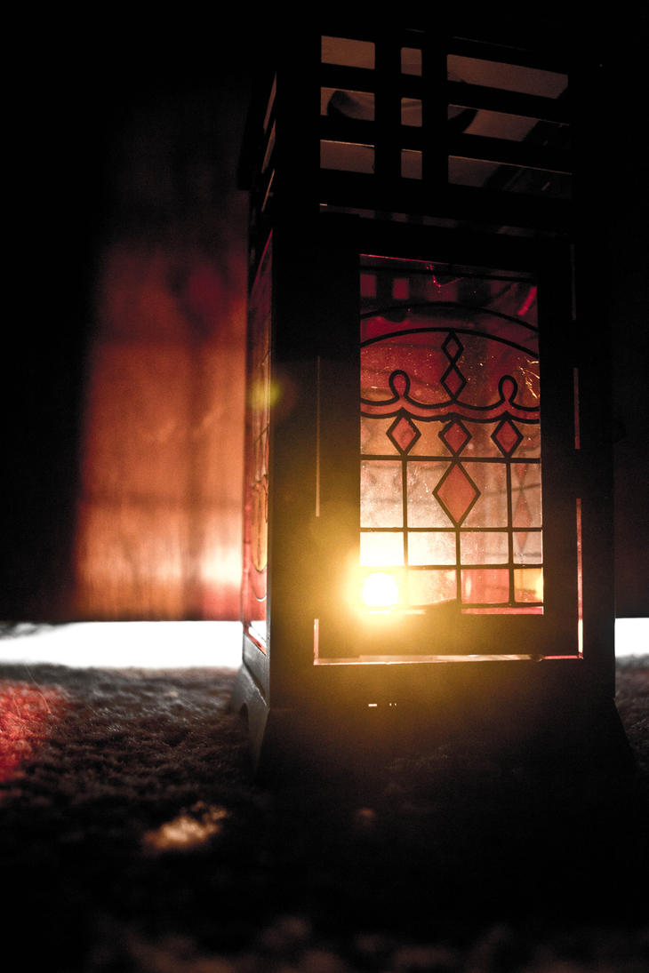 Light Under the Door by Know-The-Ropes