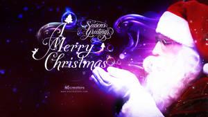 Merry Christmas by xvsvinay