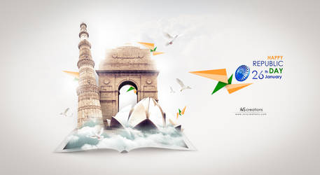 Republic Day by xvsvinay