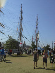 2013-08-18 Green Bay Tall Ship Festival by charliemarlowe