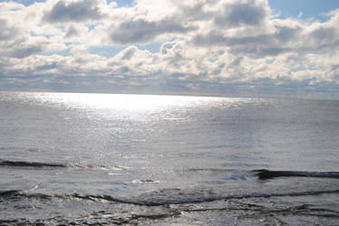 2013-10-06 Door County: Lake Michigan by charliemarlowe
