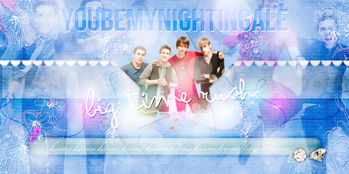 +Header'Elevate' by YouBeMyNightingale