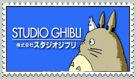 Ghibli Stamp