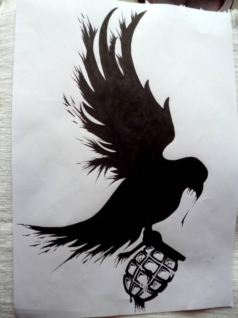 Hollywood Undead Logo by NoireSlythe