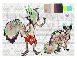AARDWOLF AUCTION - CLOSED by Carol-Velow