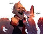 city's wolf and raposinha maconheira