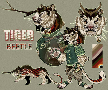 TIGER BEETLE AUCTION (CLOSED)