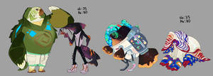 Collab ADOPTABLES - AUCTION (OPEN 3/4)