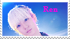 Ren Stamp by flamecatorwolf