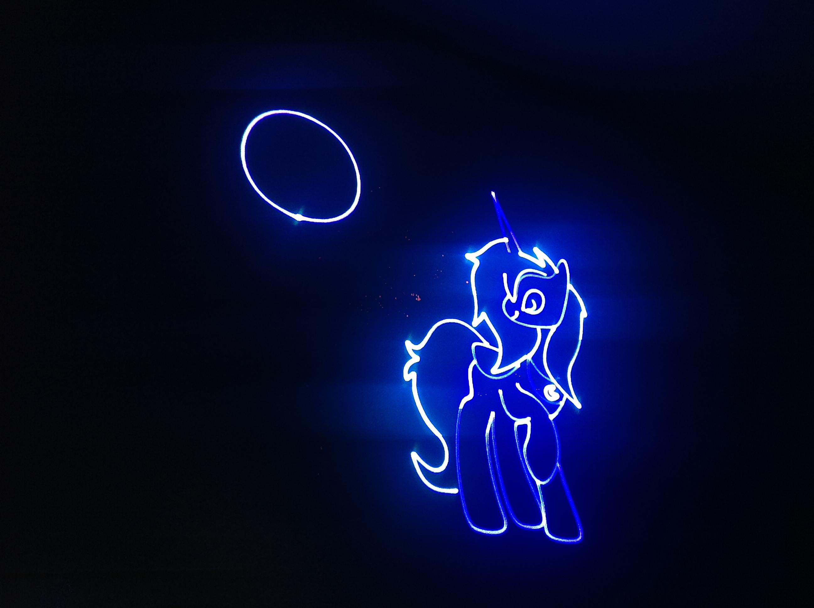 Laser Luna by Lasershows