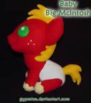 Commission: Baby Big McIntosh