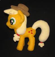Applejack Commission by Gypmina