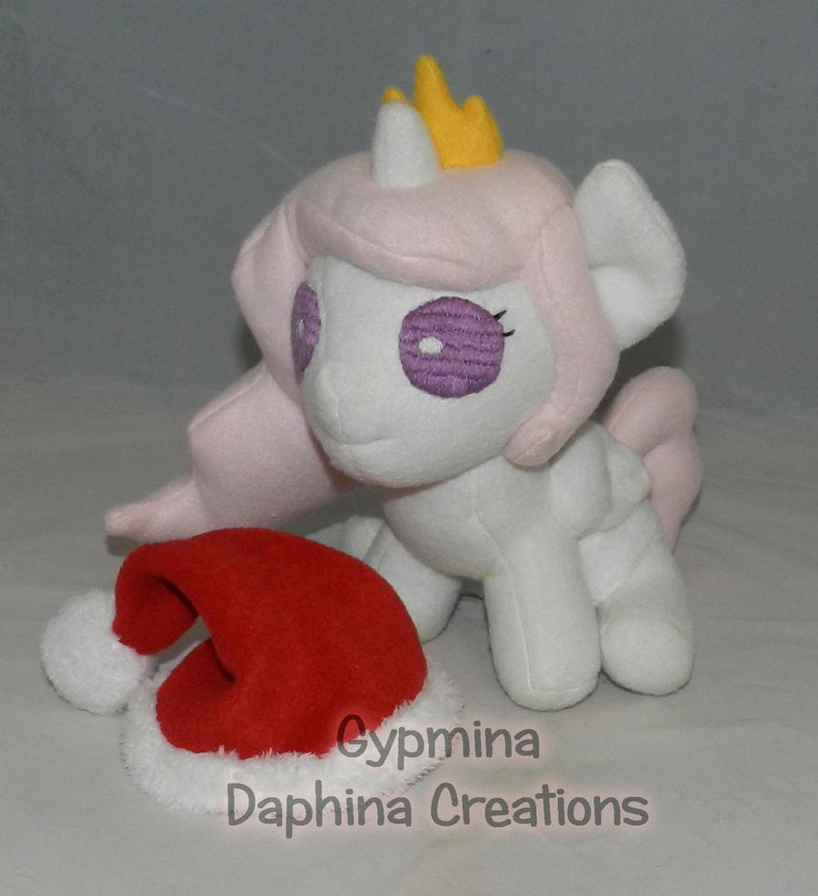 Baby Princess Celestia Commission by Gypmina