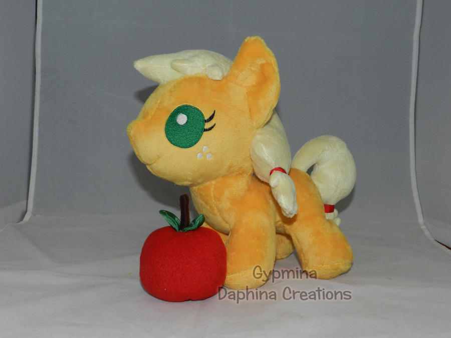 Baby Applejack Auction for Charity by Gypmina