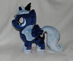 Princess Luna Filly by Gypmina