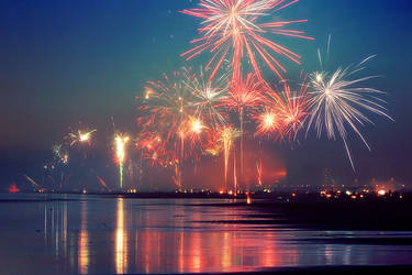 Fireworks by Kik-un-riz