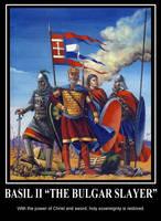Basil 'The Bulgar Slayer' by AdmiralMichalis