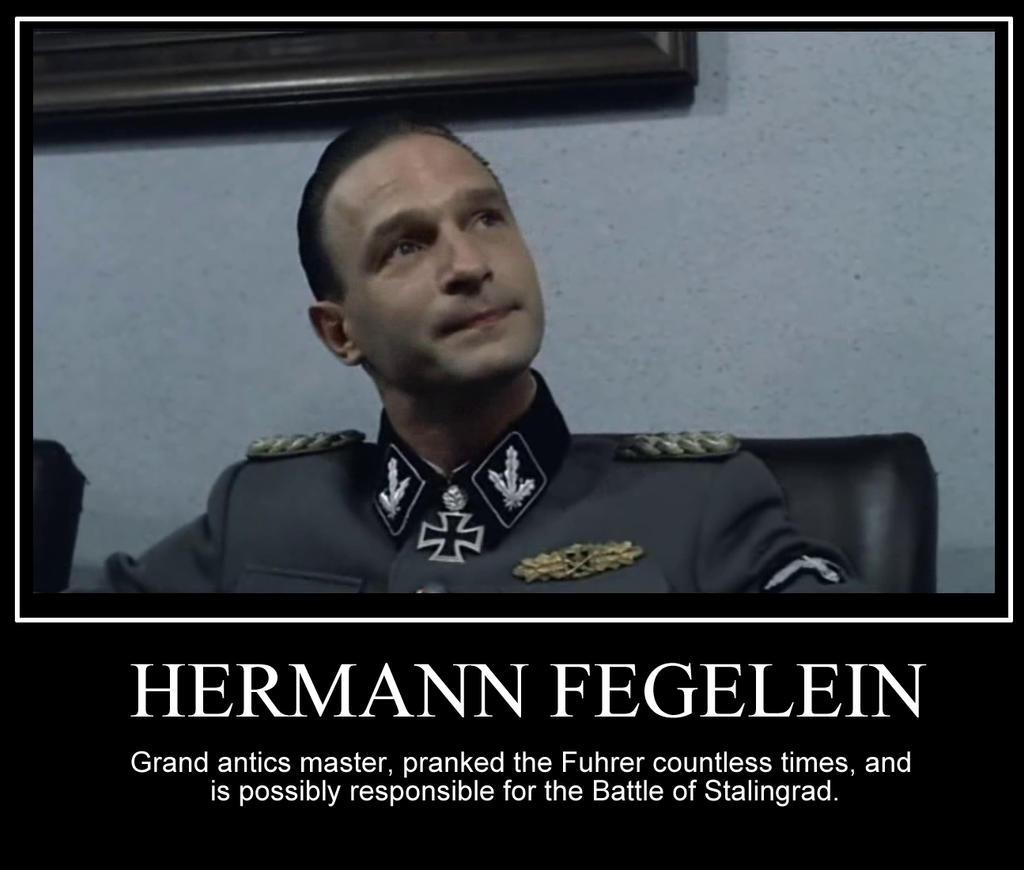 Downfall Files: Hermann Fegelein