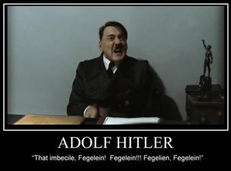 Downfall Files: Adolf Hitler by AdmiralMichalis