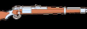 Standard VanZentan Rifle