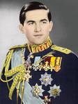HM King Constantine II
