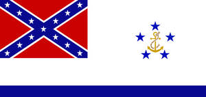 Ensign of the Dixie Armada by AdmiralMichalis