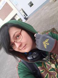 Zelda Style by Isajoi