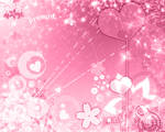 The life color of pink
