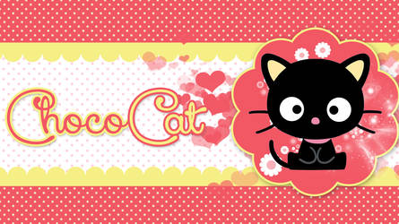 ChocoCat wallpaper