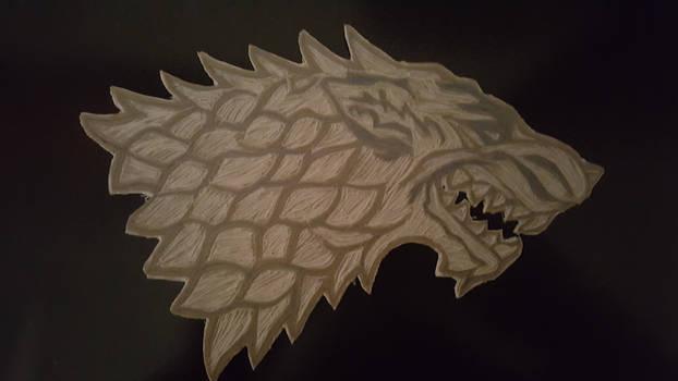 Stark Direwolf