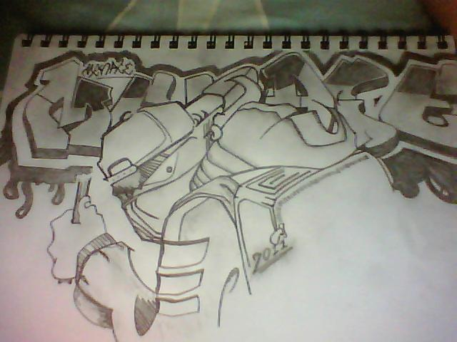 Displaying (17) Gallery Images For Graffiti Drawings In Pencil...