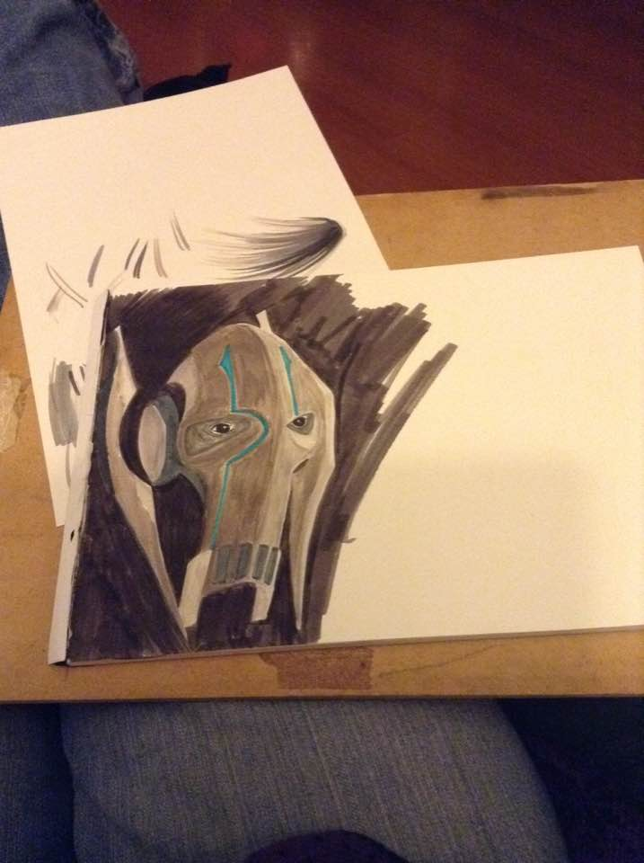 Grievous by Airgid