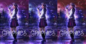 New covers for my graphics book! (Wattpad)