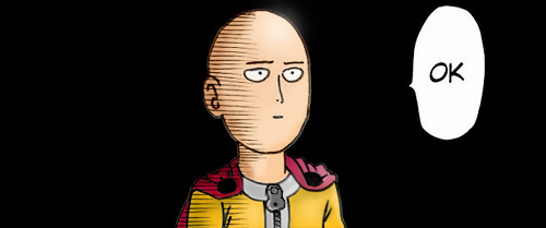 Saitama Colored 2 by BakaDesigns