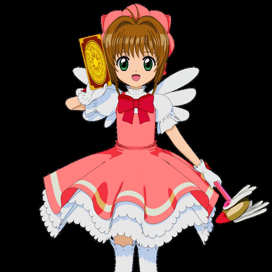 Cardcaptor Sakura by tomoP