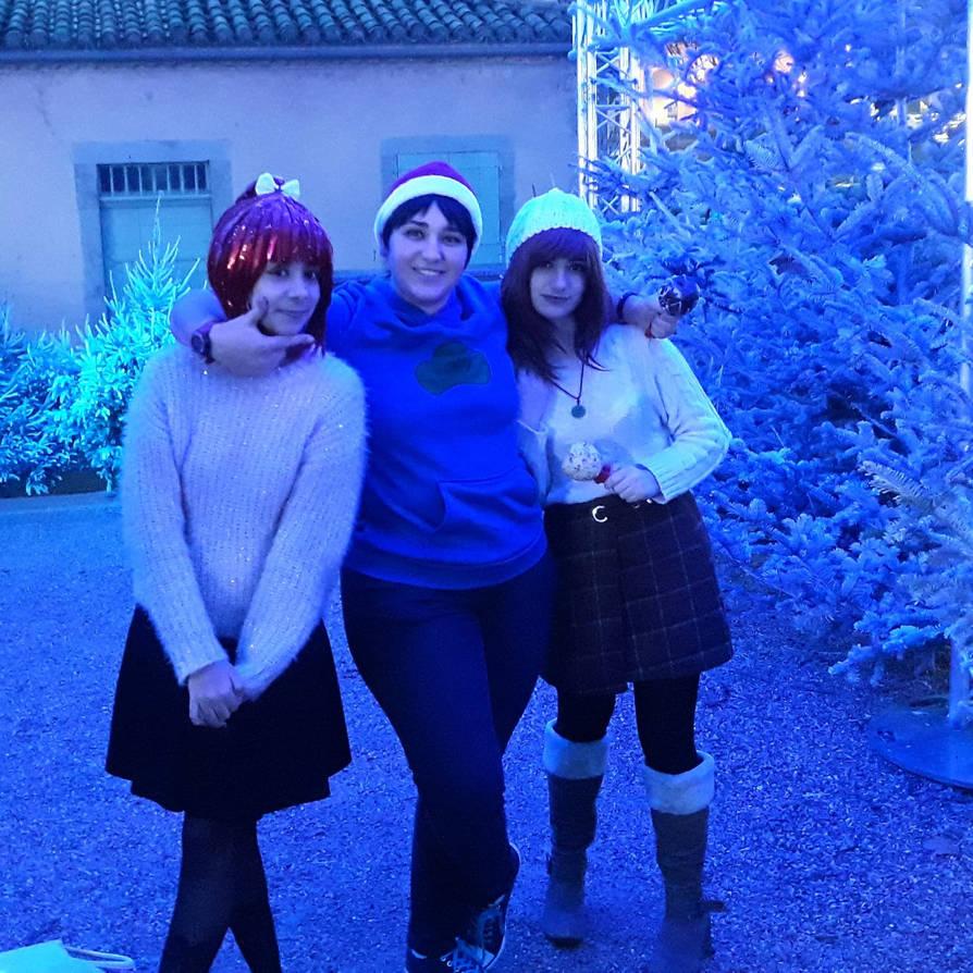 Happy new year !!! by Ichiko-Natsuna