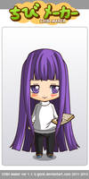 ChibiMaker Yuri by LickleDuckie
