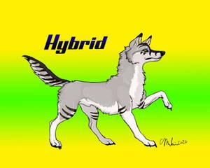 Hybrid photoshop practice