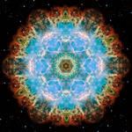Kaleidoscope cosmic 71