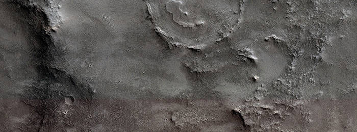 MARS-Rocky Layers around Cusus Valles by Mariagat