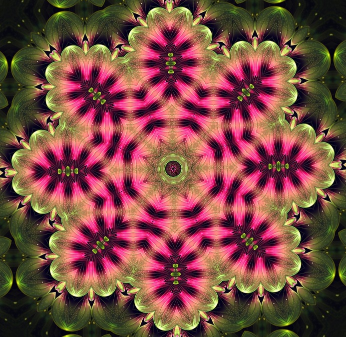Kaleidoscope122 by Mariagat