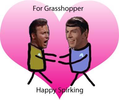 Happy Spirking by SteveTheWaffle